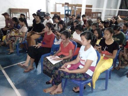 Rapat Pembahasan,Persiapan Kegiatan Dalam Rangka HUT-RI ke 73.